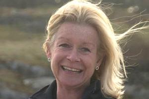 Susann Kinberg i CSRKs styrelse