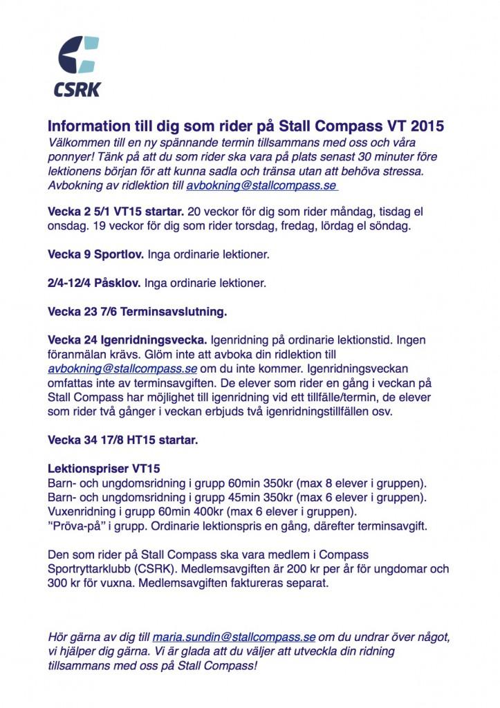 VT15_Information_Ridskola