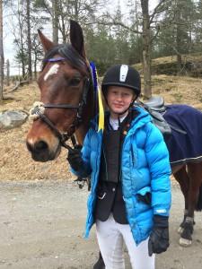Alva B & Kidden, 1:a CT#2 2015