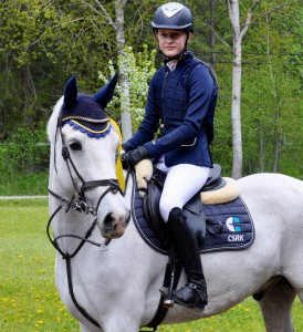 Alma I & Rocky, Sandö 150523