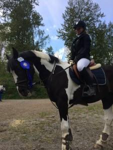 Wilda M & Warrior, Sandö 150523